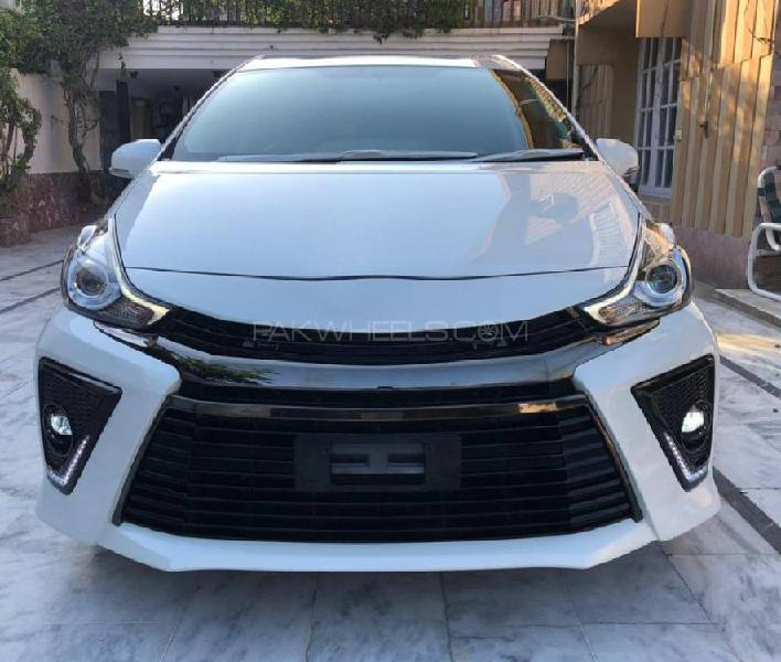 Toyota prius alpha s touring selection gr sport 2016
