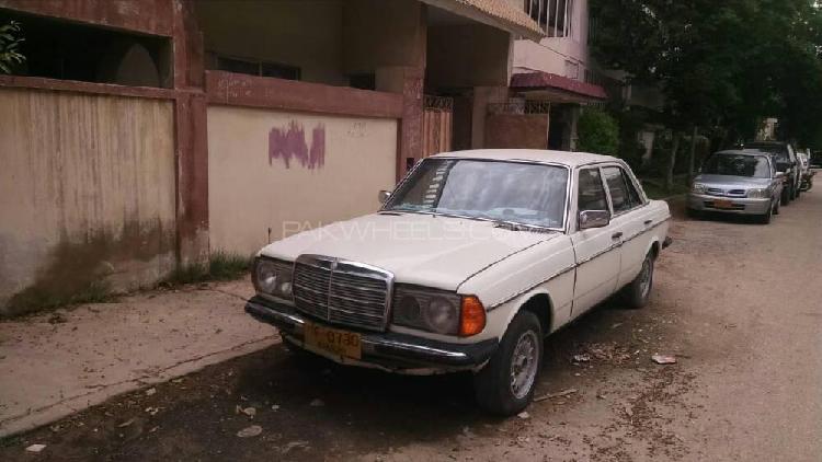 Mercedes benz 250 d 1977