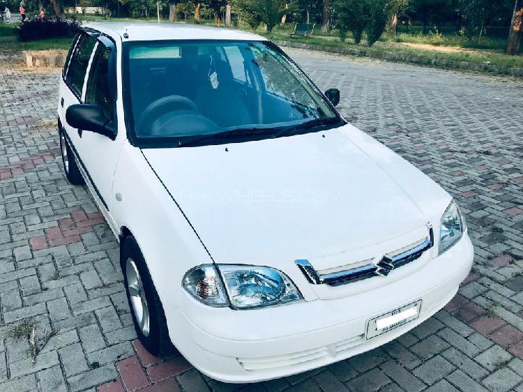 Suzuki cultus euro ii 2014