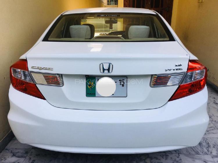 Honda civic vti 1.8 i-vtec 2015