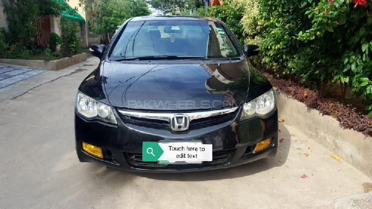 Honda civic vti oriel prosmatec 1.8 i-vtec 2009