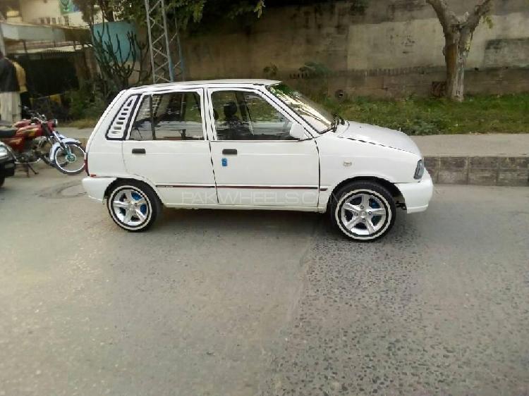 Suzuki mehran vxr (cng) 2009