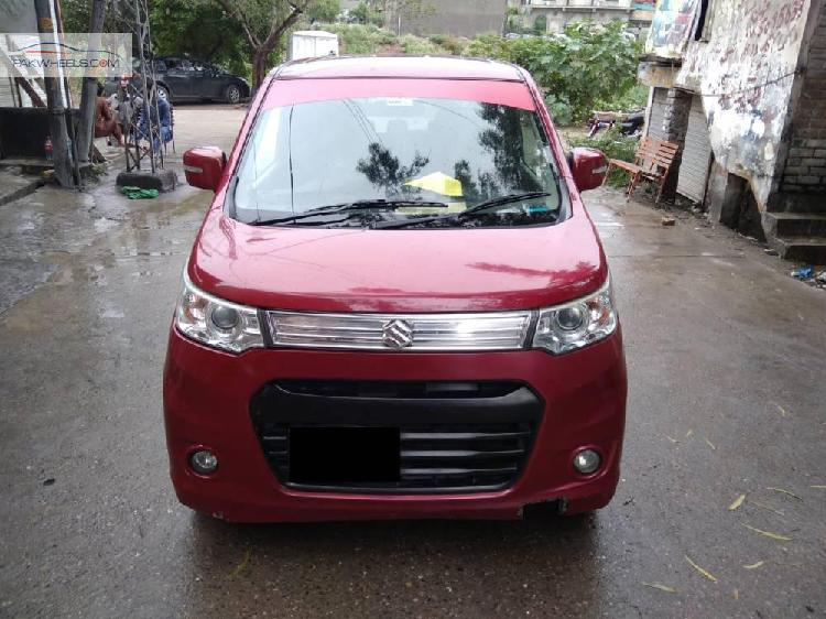 Suzuki wagon r stingray t 2014
