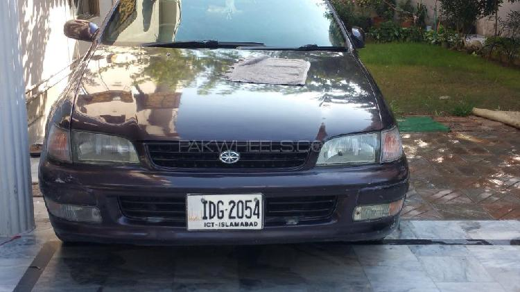 Toyota corona ex saloon 1993
