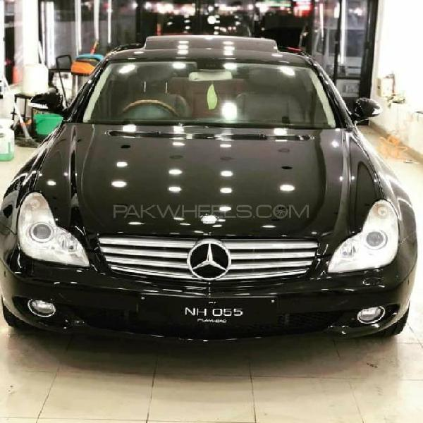 Mercedes benz cls class cls500 2006