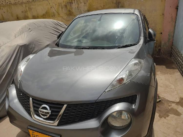 Nissan juke 15rs type v 2010