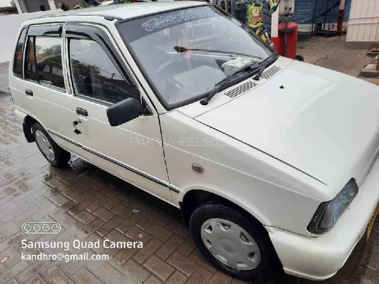 Suzuki mehran vxr euro ii 2016