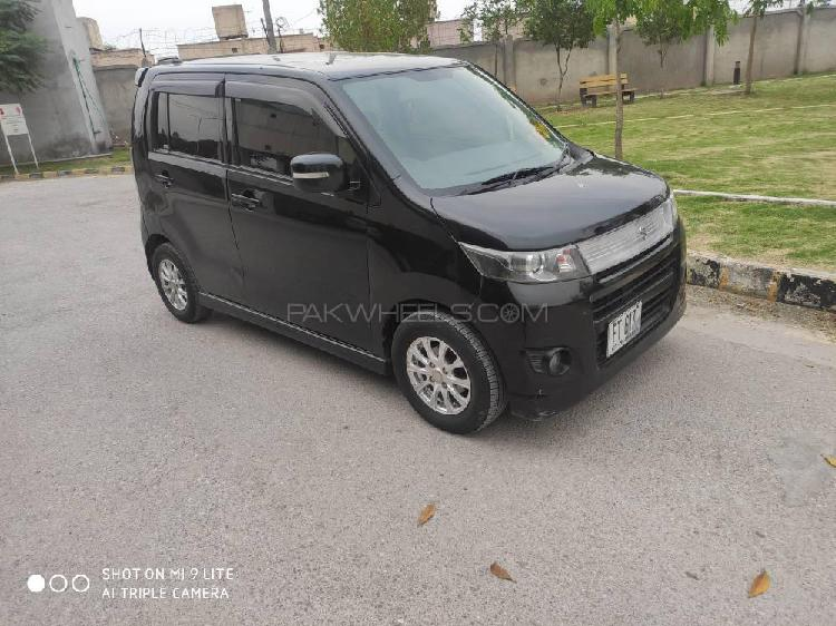 Suzuki wagon r stingray x 2012