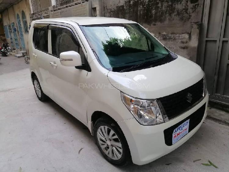 Suzuki wagon r fx limited 2016