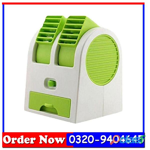 Mini portable air conditioner bladeless fan in pakistan
