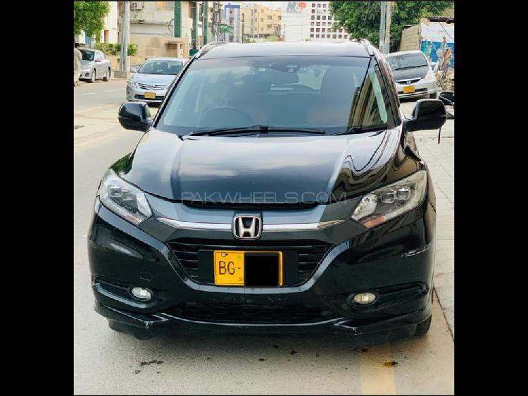 Honda vezel hybrid z style edition 2014