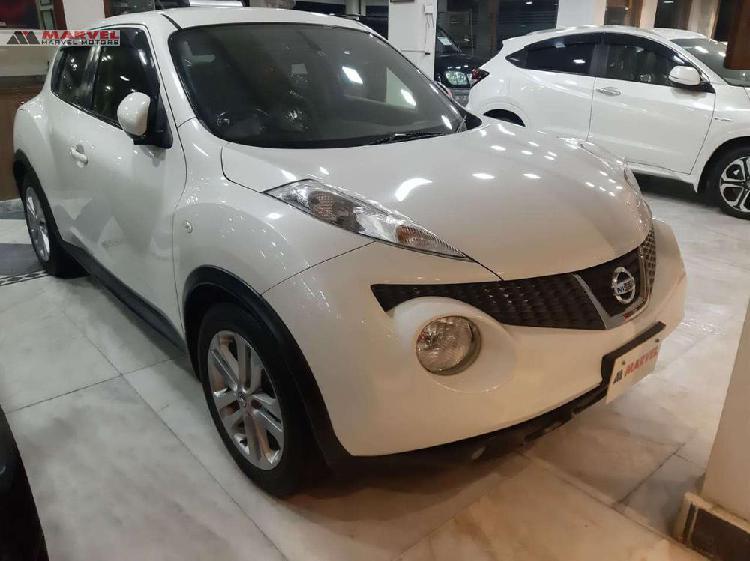 Nissan juke 15rs 2013