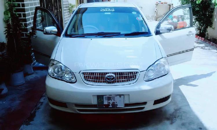 Toyota corolla gli 1.3 2004