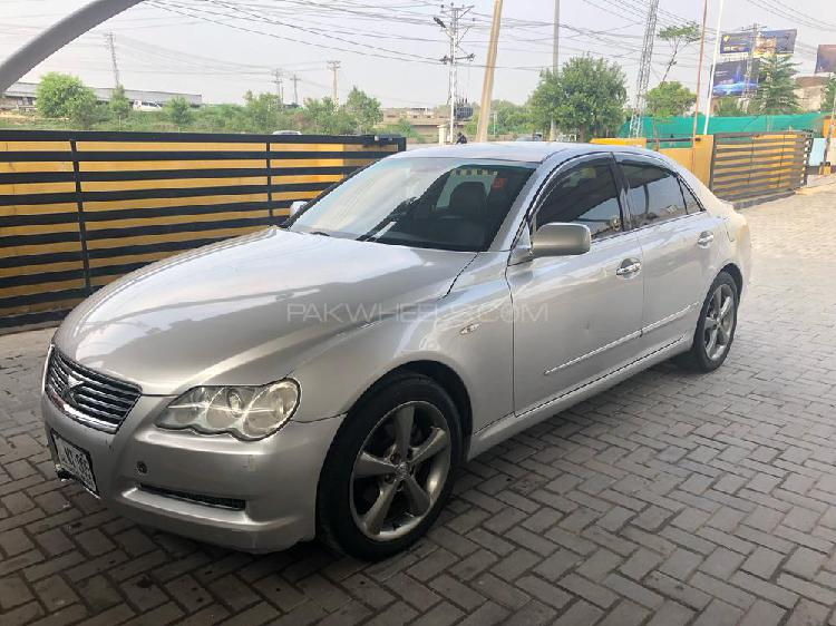 Toyota mark x 250g 2005