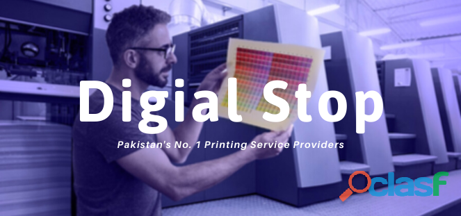 Online digital printing service by digitalstop