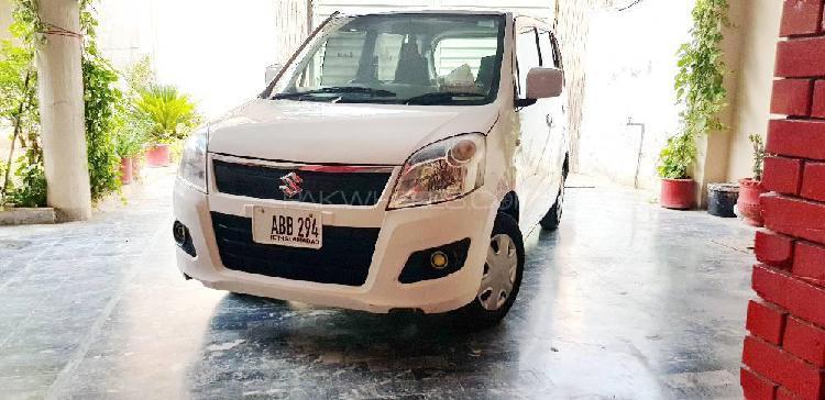 Suzuki wagon r vxl 2016