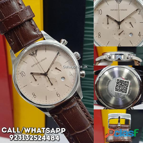 Emporio Armani Chronograph AR1863 Watch