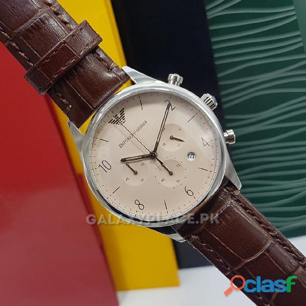 Emporio Armani Chronograph AR1863 Watch 1