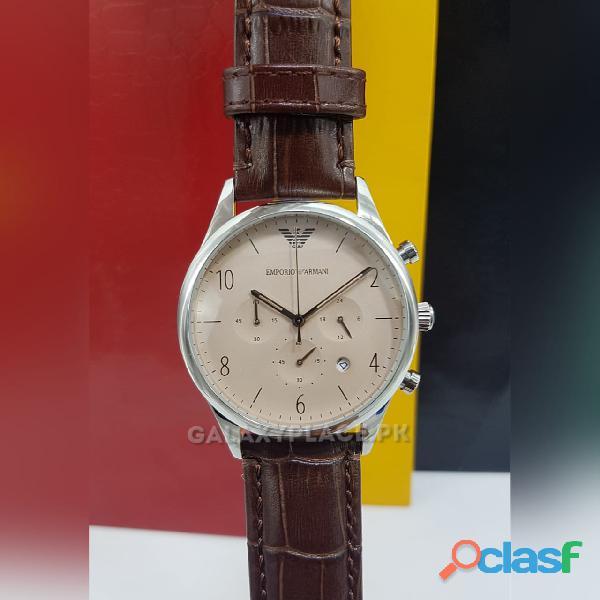 Emporio Armani Chronograph AR1863 Watch 2