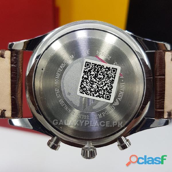 Emporio Armani Chronograph AR1863 Watch 4
