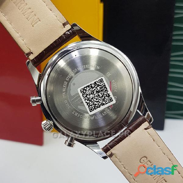 Emporio Armani Chronograph AR1863 Watch 5