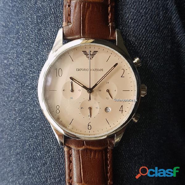 Emporio Armani Chronograph AR1863 Watch 7