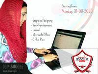 Computer Courses for Freelancing, Rawalpindi