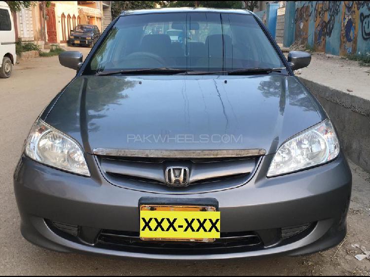 Honda civic vti oriel prosmatec 1.6 2005
