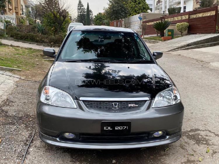 Honda civic vti 1.6 2001