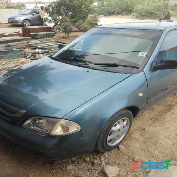 Suzuki cultus VXR 2007 on easy installment 0