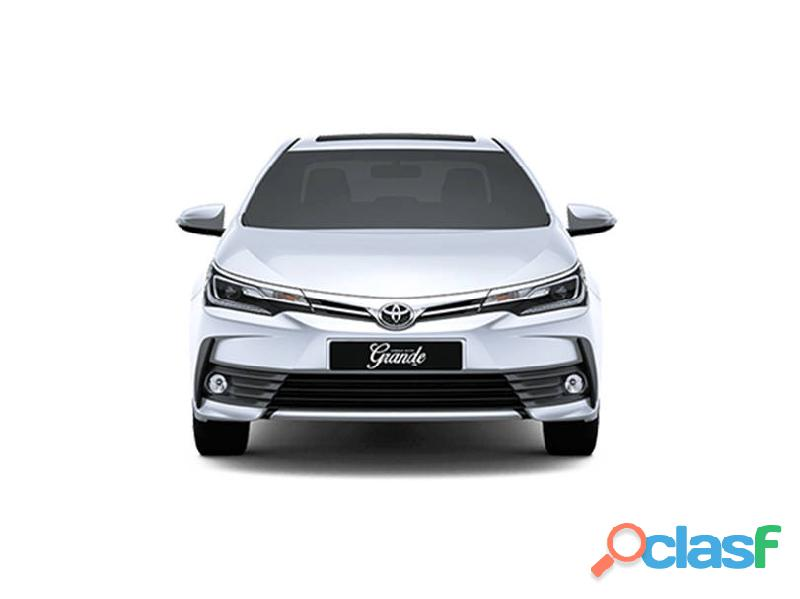 Toyota corolla xli vvti 2020 on easy installment