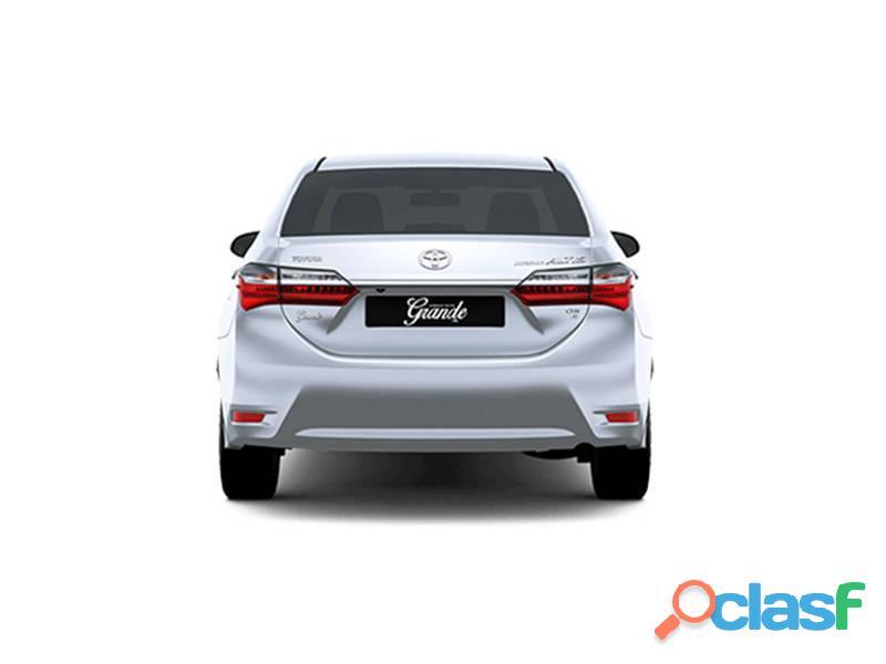 Toyota corolla Xli VVTI 2020 on easy installment 3