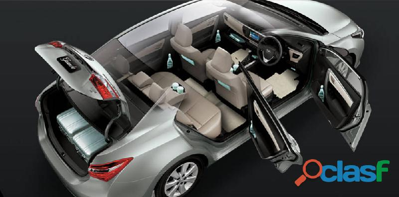 Toyota corolla Xli VVTI 2020 on easy installment 4