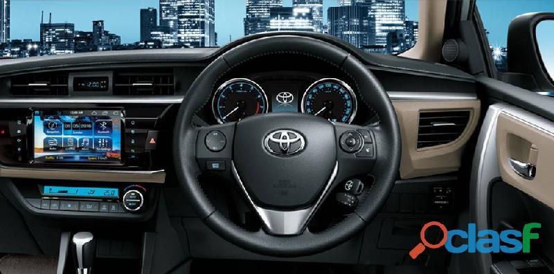 Toyota corolla Xli VVTI 2020 on easy installment 1