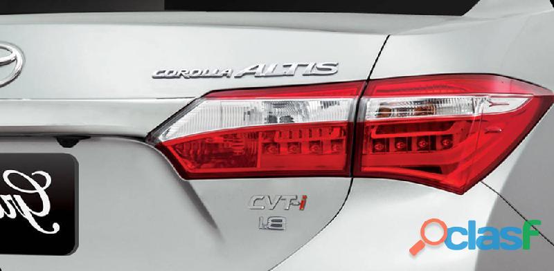 Toyota corolla Xli VVTI 2020 on easy installment 2