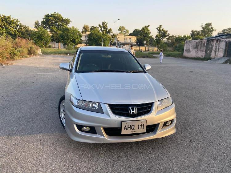 Honda accord type s 2003
