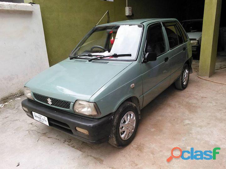 Suzuki mehran get on easy monthly installment