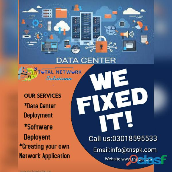 Data Center Deployment & Maintenance