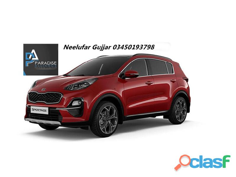 Get a kia sportage 2020 on monthly installment