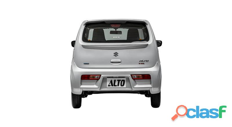 Get suzuki alto vxl on easy installment