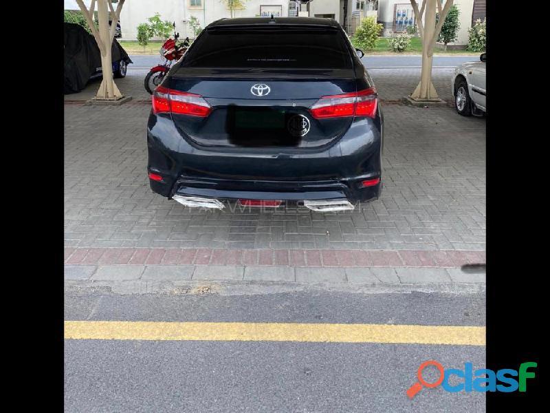 Toyota corolla xli 1