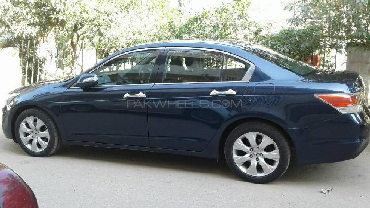 Honda accord type s advance package 2008