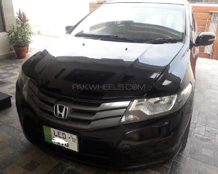 Honda city aspire 1.3 i-vtec 2012
