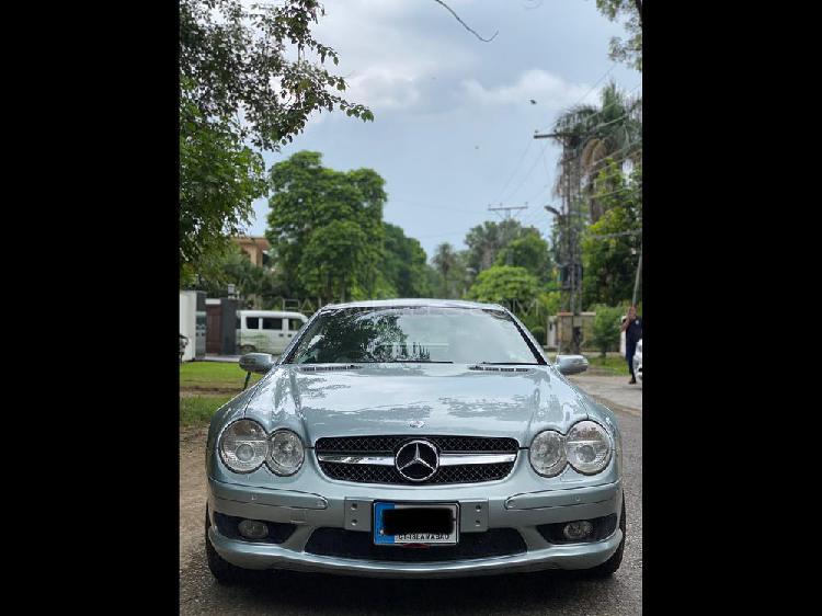 Mercedes benz sl class sl 500 2005