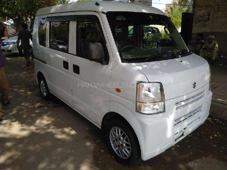 Suzuki every wagon jp 2013