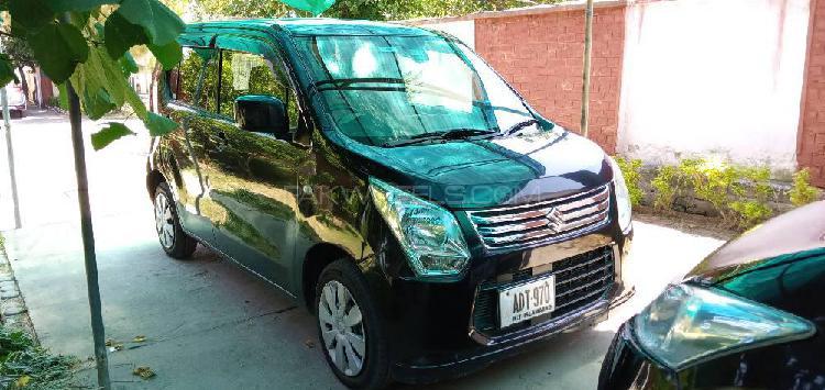 Suzuki wagon r fx 2013