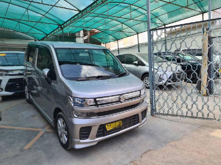 Suzuki Wagon R Stingray X 2017