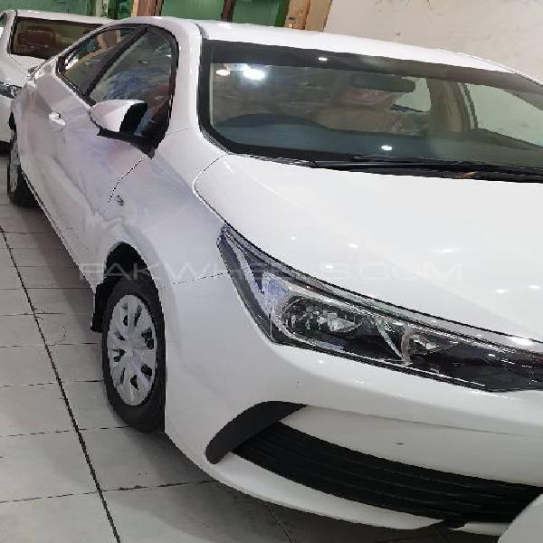 Toyota corolla gli automatic 1.3 vvti 2020