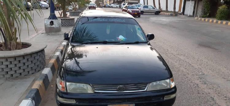 Toyota corolla xe-g 1997