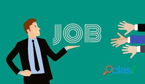 We are hiring   earn rs.15000/  per month   simple copy paste jobs